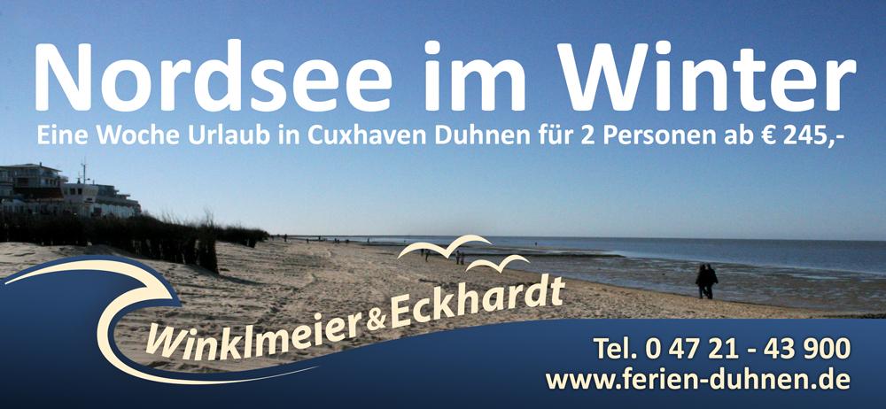 Ferienwohnung für 2 Personen in Cuxhaven Duhnen